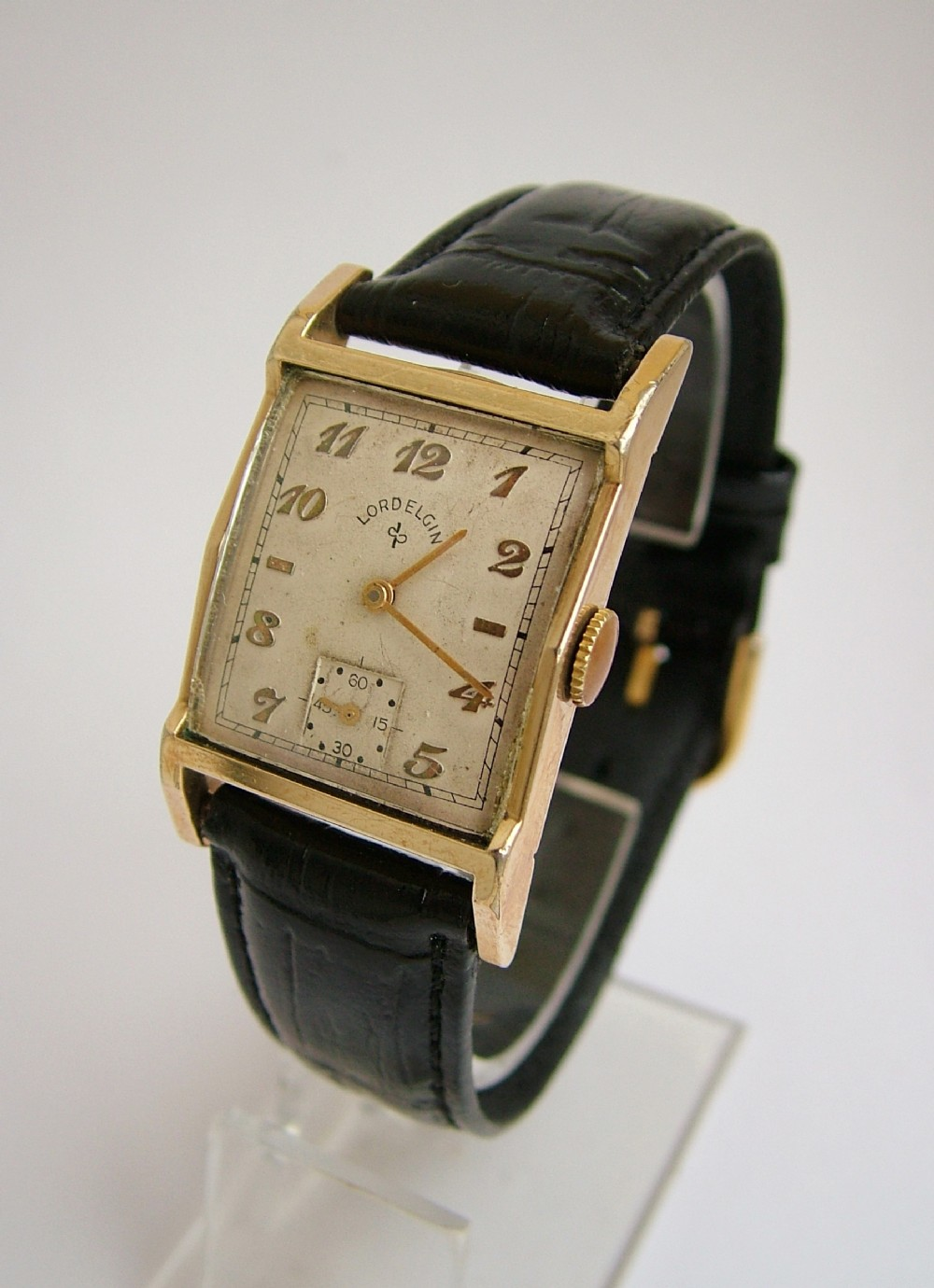 wrist watches watch dealer lord elgin gold a vintagewristwatch highres filled gents vintage
