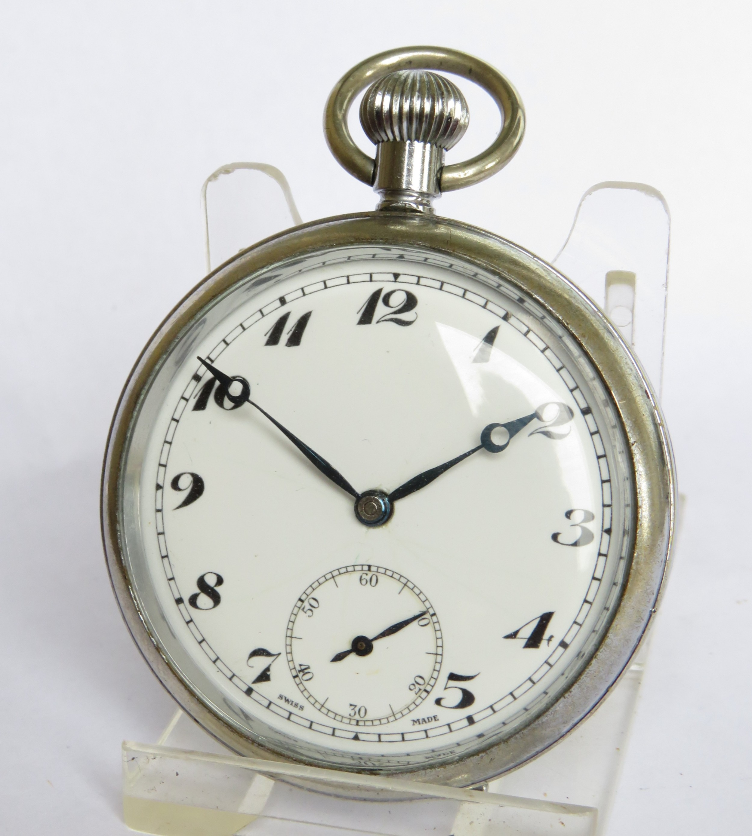 1930s helvetia kohinoor pocket watch