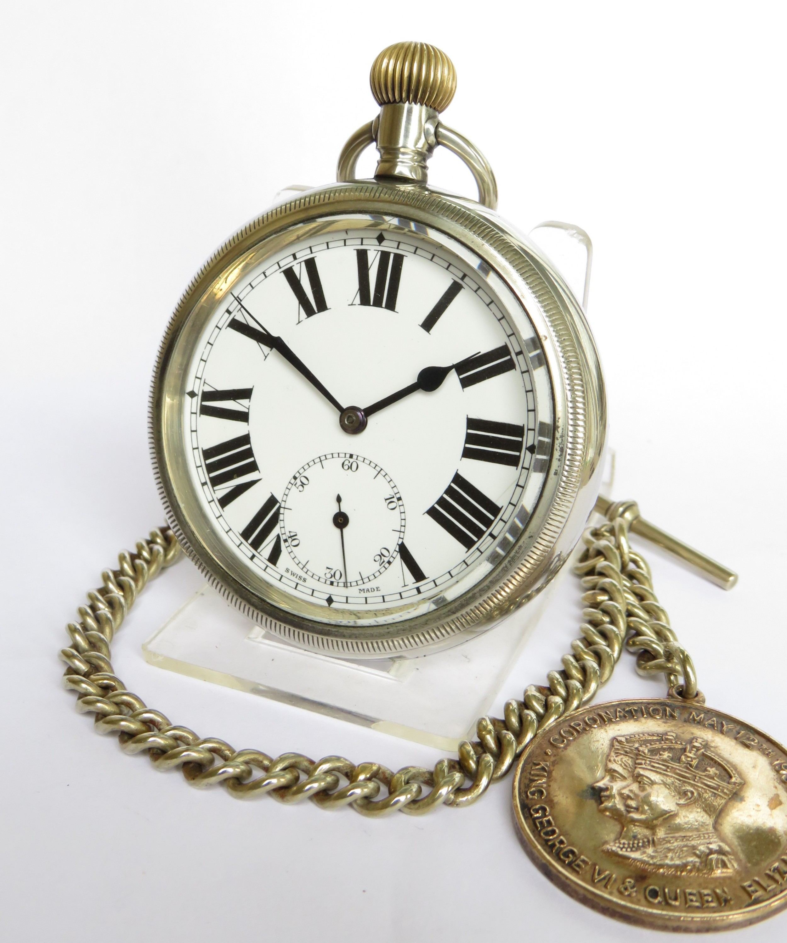 antique elsinore pocket watch general watch co