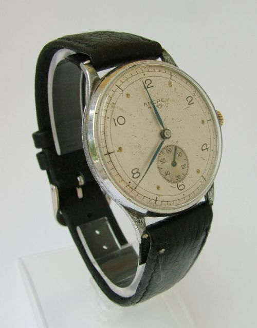 Gents 1940s Ancre Handwinding Wrist Watch | 300082 ...