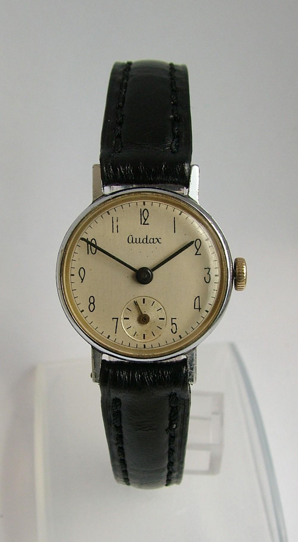Vintage 1940s Ladies Audax Wrist Watch   278347 ...