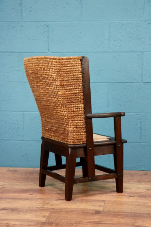 Millers Antiques · SMALL ORKNEY CHAIR. £750. Dated 1900 - Antique Orkney Chairs - The UK's Largest Antiques Website