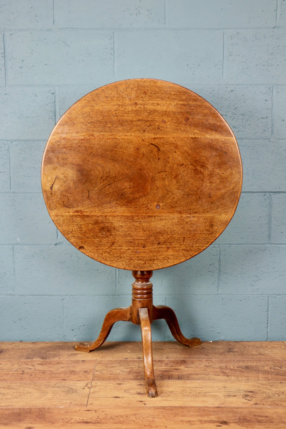 georgian tilt top table