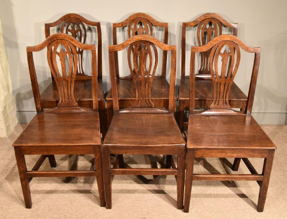 george iii dining chairs set of six