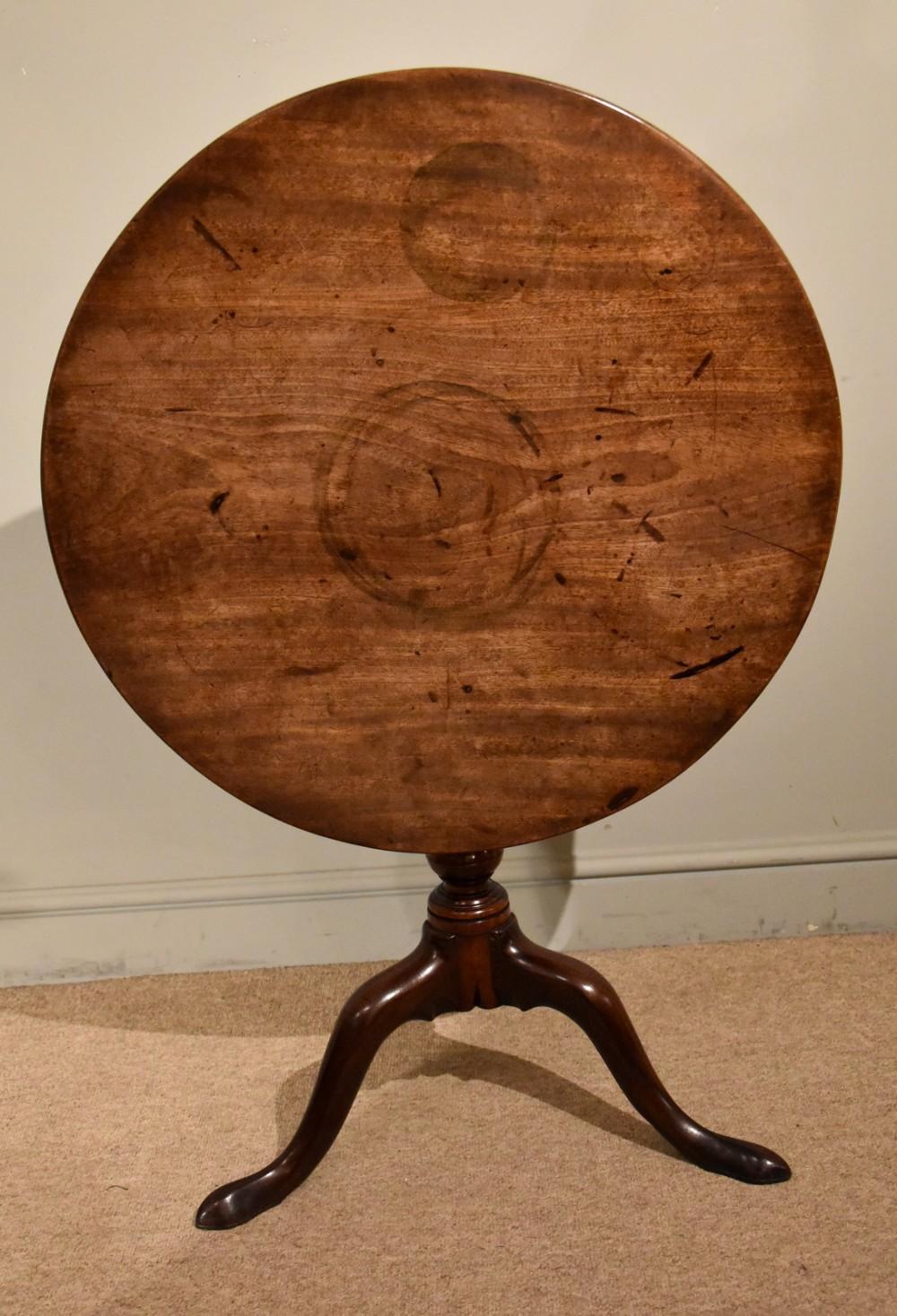 george iii mahogany birdcage table