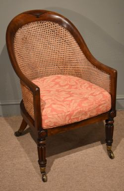 Antique Cane Chairs