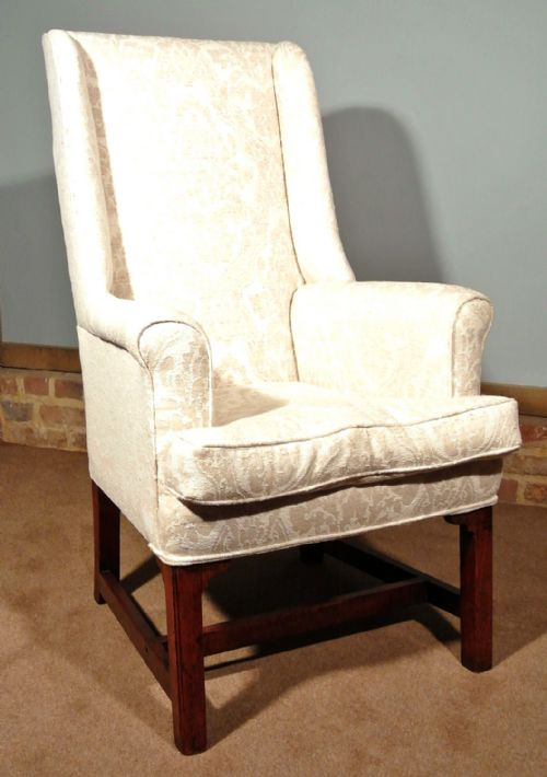 Webberley Antiques - Antique Fireside Chairs - The UK's Largest Antiques Website