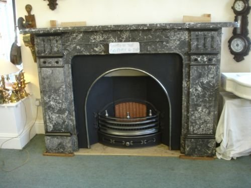 Declaration: Victorian Marble Fireplace has been declared an antique and was approved for sale on sellingantiques.co.uk.