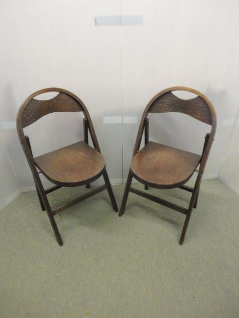 M.H & S.A Webster Ltd - Heathcote Antiques - Antique Folding Chairs - The UK's Largest Antiques Website