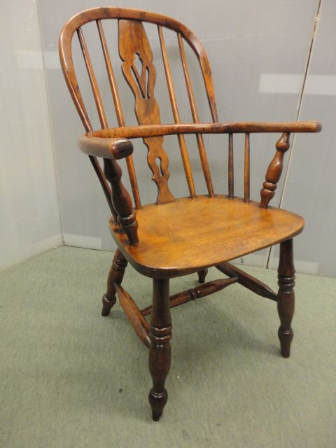 M.H & S.A Webster Ltd - Heathcote Antiques · VICTORIAN MAHOGANY AND CANE CHILDS  CHAIR - Antique Childs Chairs - The UK's Largest Antiques Website