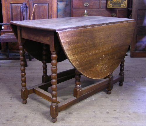 Great Antique Oak Dining Table 500 x 434 · 42 kB · jpeg