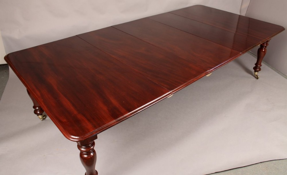 Fine Quality Victorian Extending Dining Table In Mahogany  : dealerwickersleyhighres1476741422484 5275844685 from www.sellingantiques.co.uk size 1000 x 612 jpeg 70kB