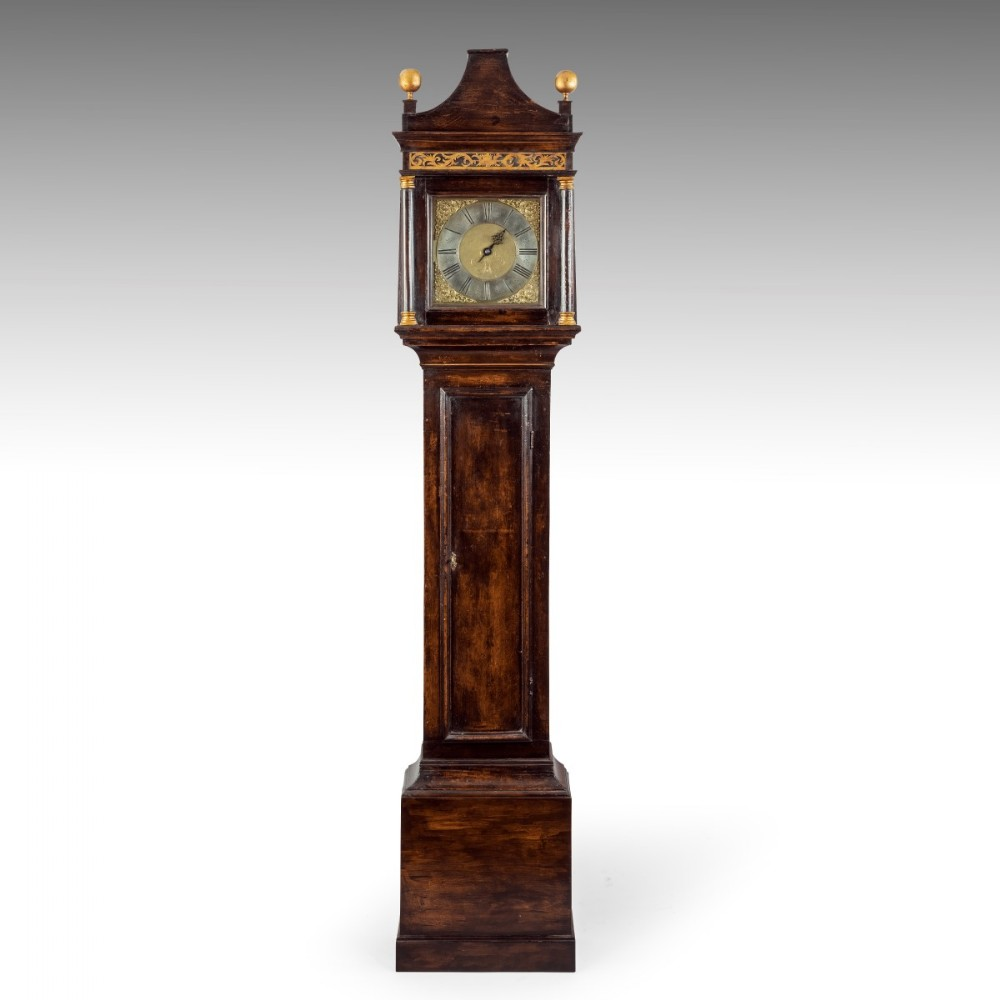 an 18th century petworth 30 hour longcase cock