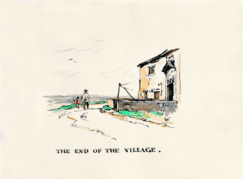 fred lawson 'the end of the village'