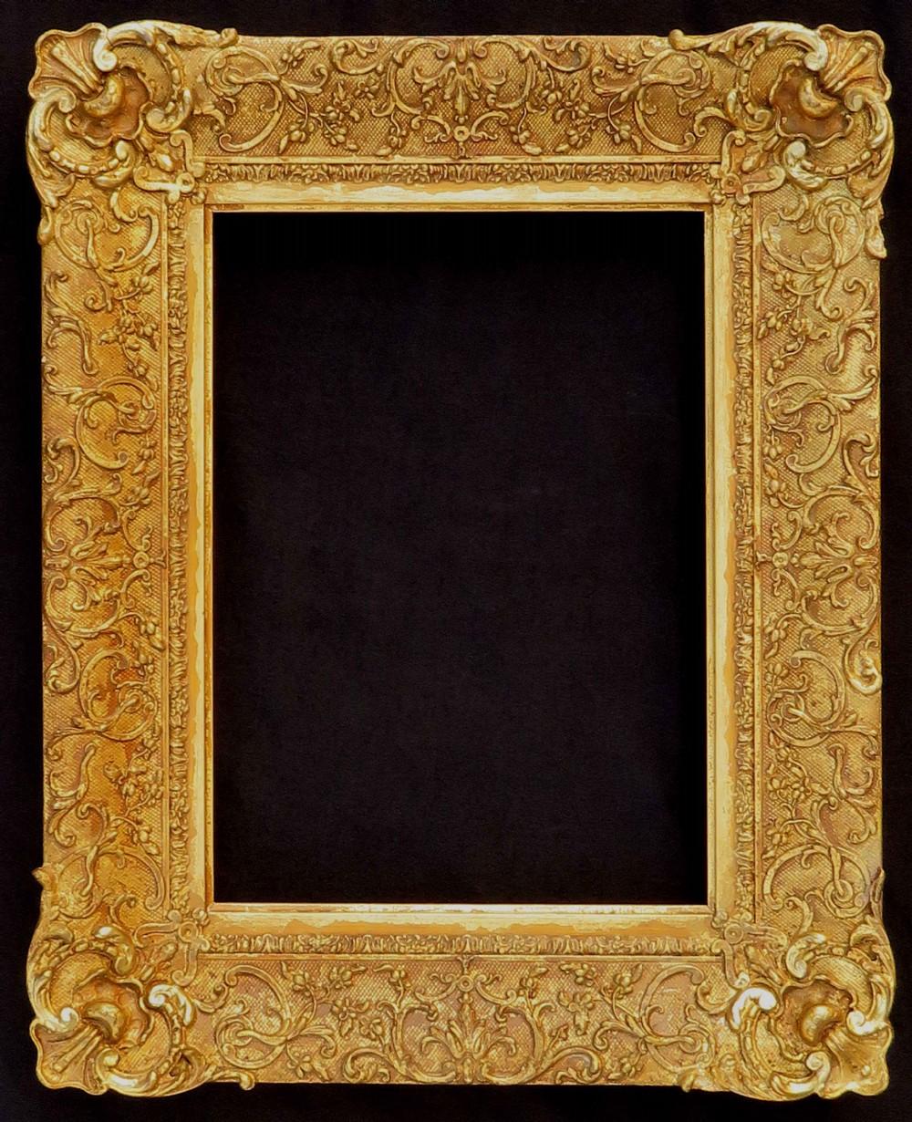 victorian gilt picture frame to fit 14 x 10 370204. Black Bedroom Furniture Sets. Home Design Ideas