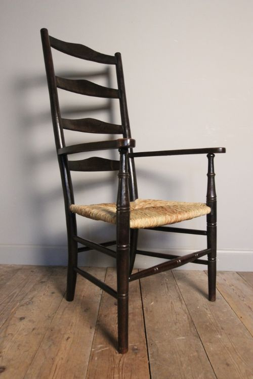 William James Antiques - Antique Ladderback Chairs - The UK's Largest Antiques Website