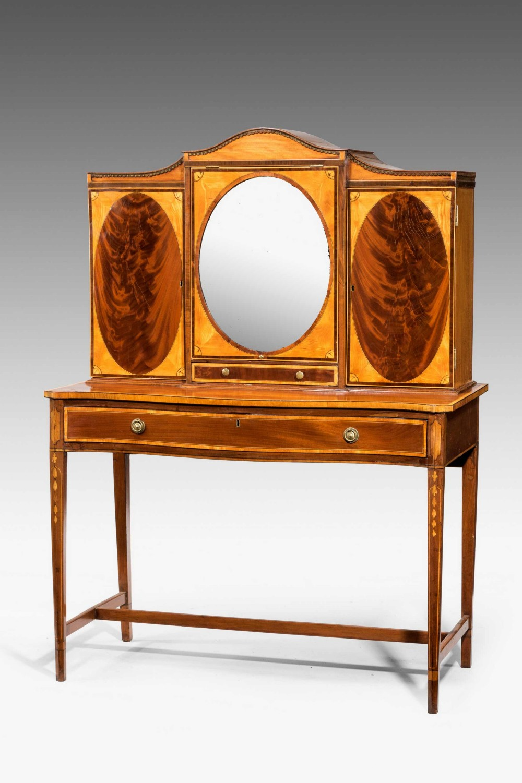 george iii period dressing table