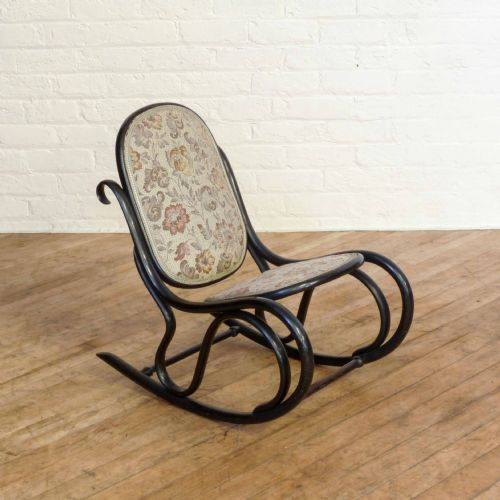 - Antique Bentwood Rocking Chairs - The UK's Largest Antiques Website