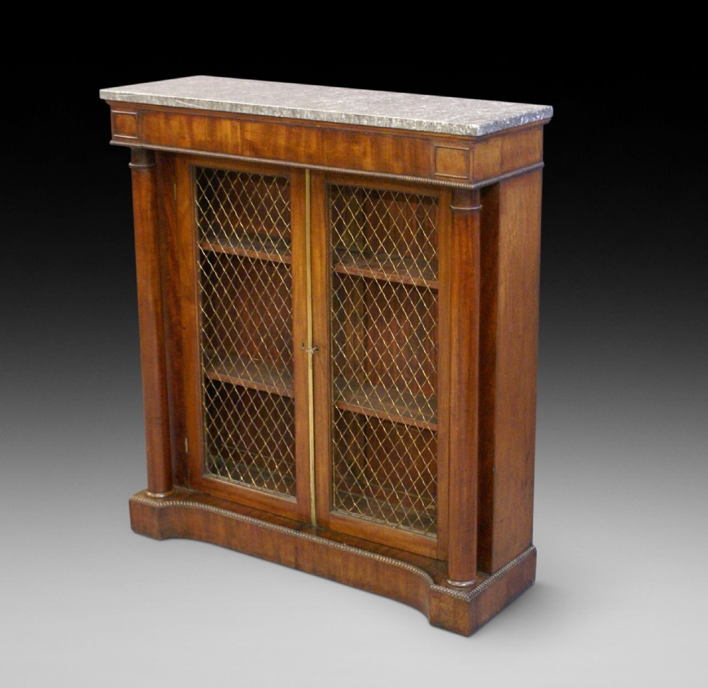 a william iv side cabinet
