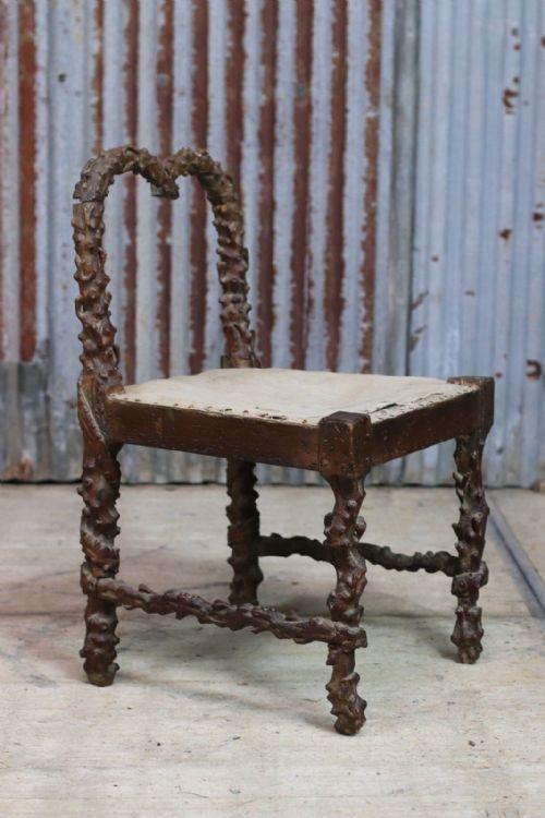 Antique Primitive Chairs - Antique Primitive Chairs - The UK's Largest Antiques Website