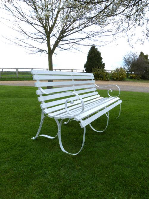 Victorian Garden Bench 274174 Sellingantiques Co Uk