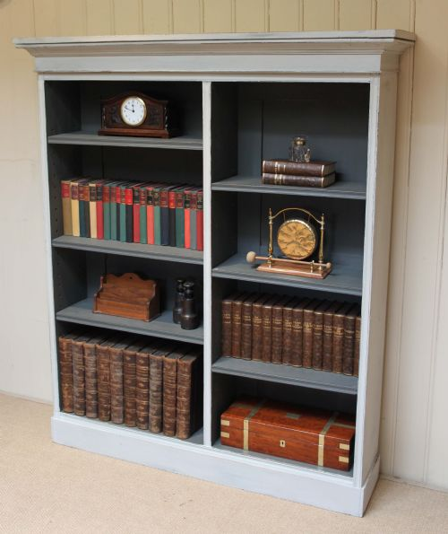 Edwardian Painted Bookcase 223765