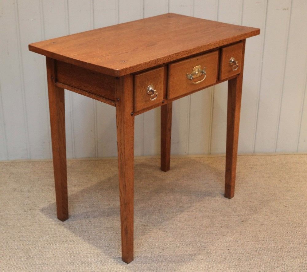 Small arts and crafts side table 436270 for Arts and crafts side table