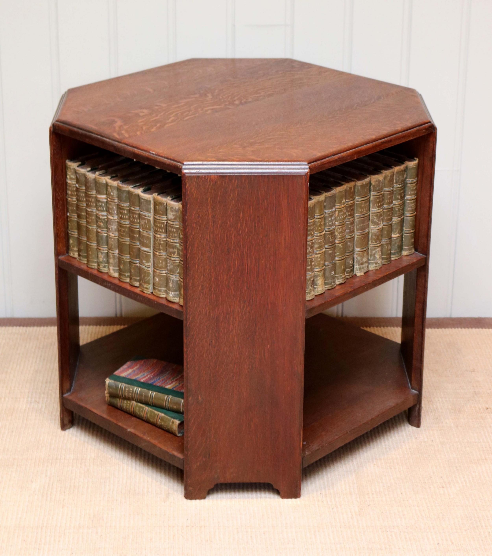 Heals Art Deco Octagonal Coffee Table 563761 Sellingantiques Co Uk