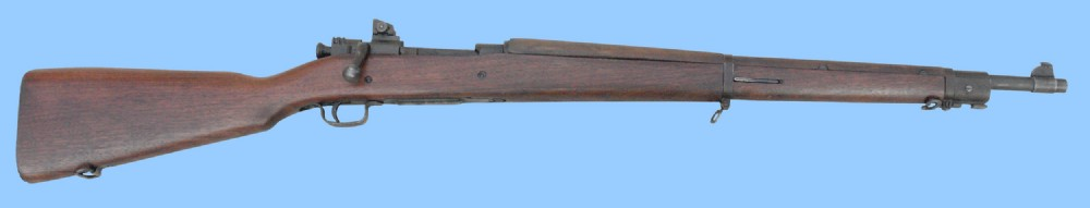 american 3006 ww2 springfield 1903 a3 military rifle