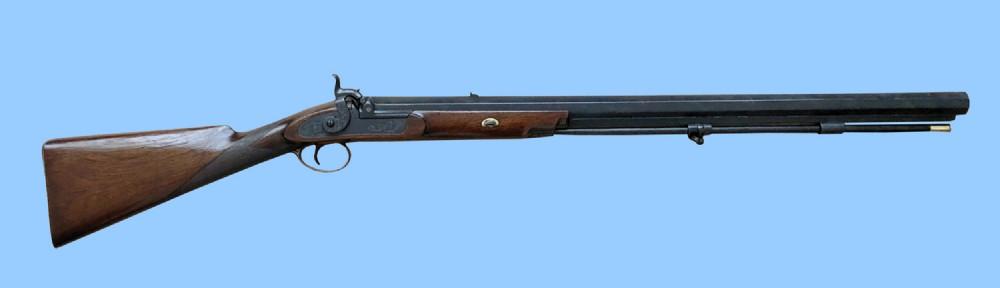 antique english 6 bore big game percussion rifle circa 1860