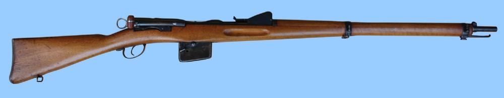 swiss model 1889 schmidt rubin military rifle