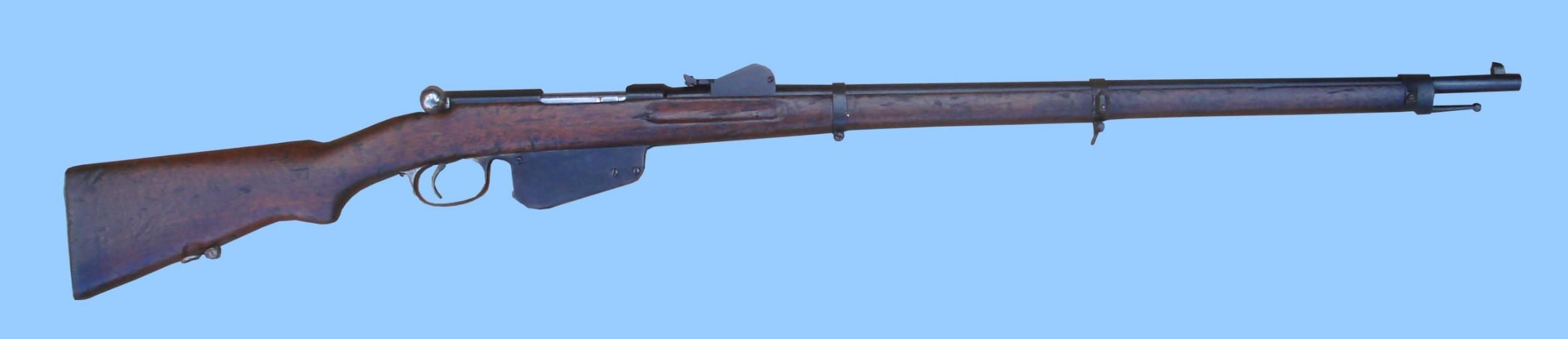 antique austrian model 1886 mannlicher infantry rifle grade 2