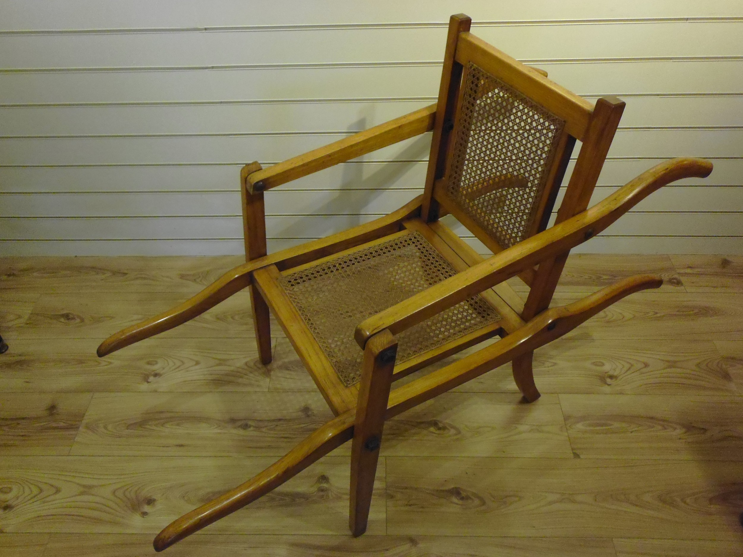 folding plantationsedan armchair
