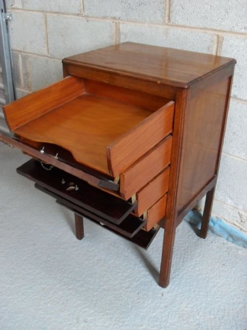 page load time 0.31 seconds - Mahogany Four Drawer Sheet Music Cabinet 88804 Sellingantiques.co.uk