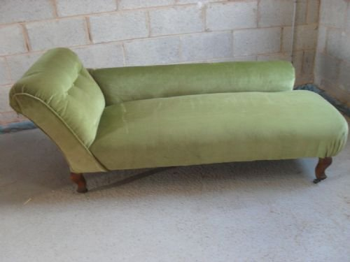 Antique Green Chaise Longue on antique daybed, antique commode, antique fountain, antique sofas, antique chaise couch, antique chalice, antique dresser, antique beds, antique egg, antique french country, antique recliner, antique glider, antique fabric, antique fainting couch, antique chair, antique books, antique chaise lounge, antique armchairs, antique lighting, antique parasol,