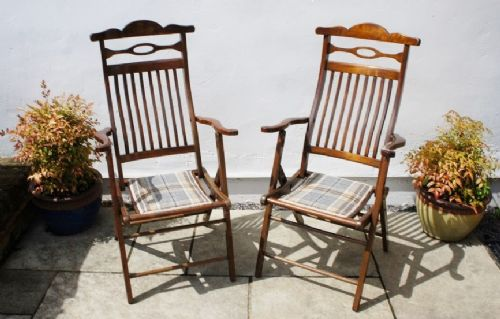 - Antique Steamer Chairs - The UK's Largest Antiques Website