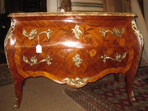 Louis Xv Commode French Louis Xv Style Commode  253285  Sellingantiques.co.uk