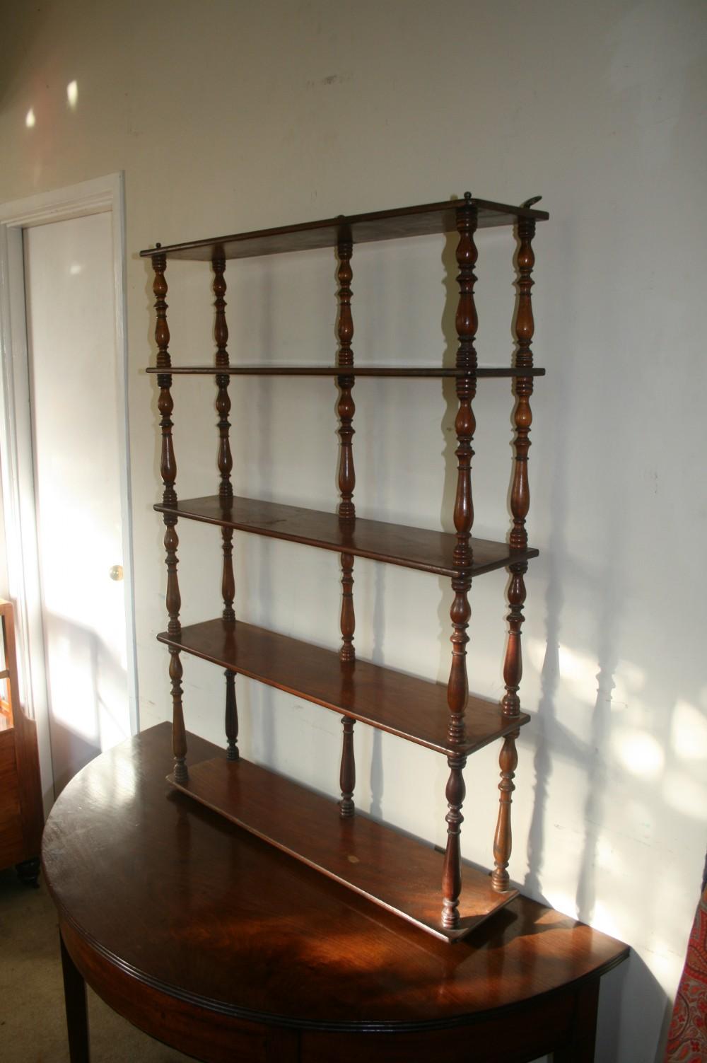 large hanging shelf bookcase 245719